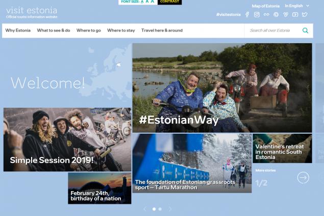 Tourism information platforms